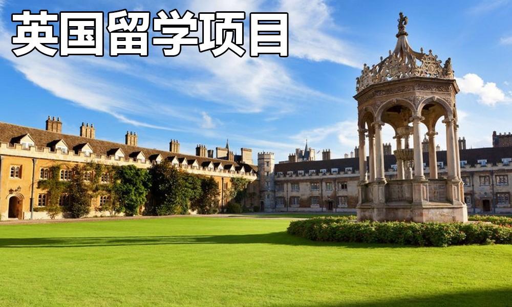 苏州金阳光英国留学项目