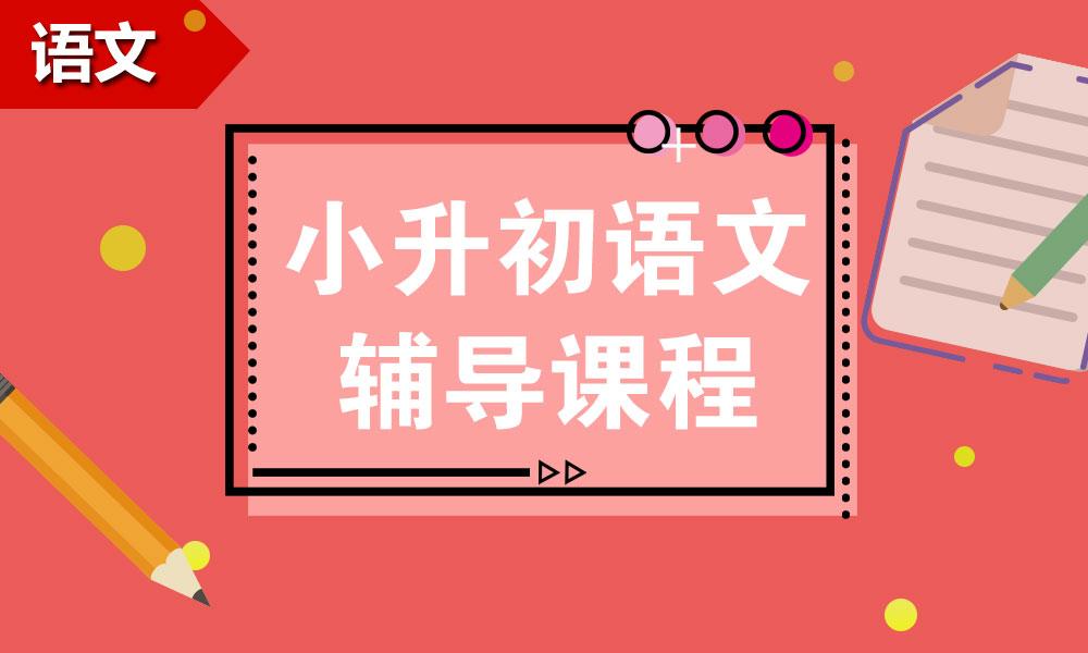 苏州学大小升初语文辅导课程