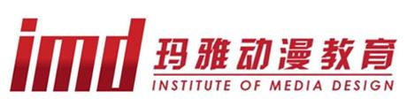 杭州玛雅动漫教育Logo