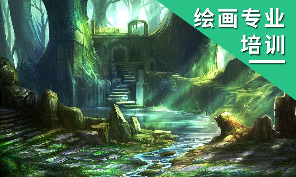 杭州玛雅绘画专业培训