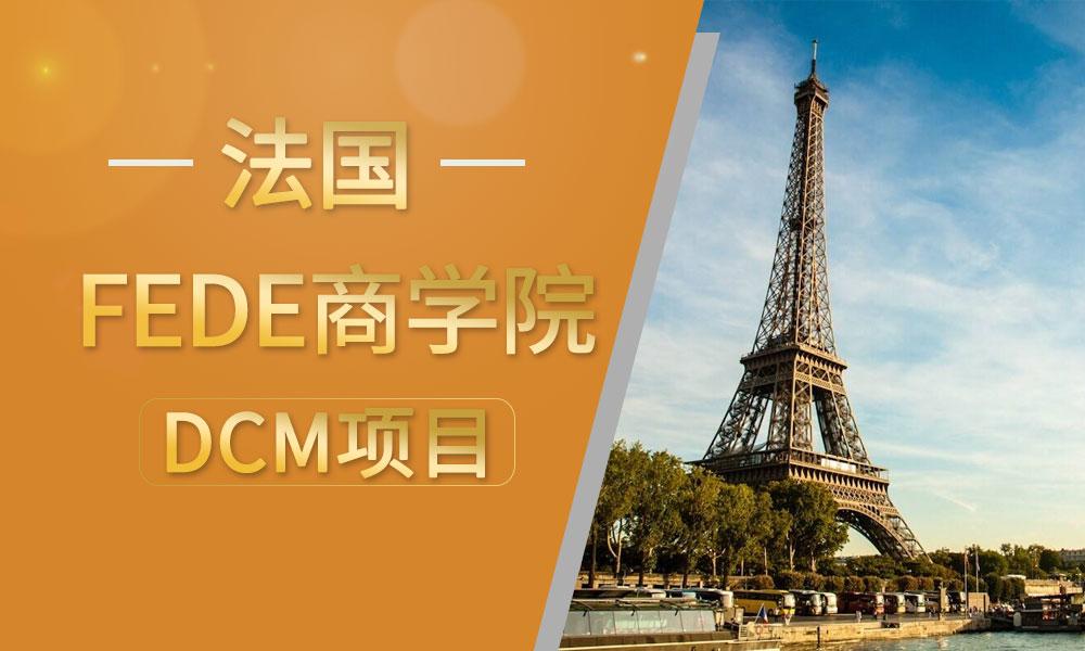 FEDE商学院DCM项目