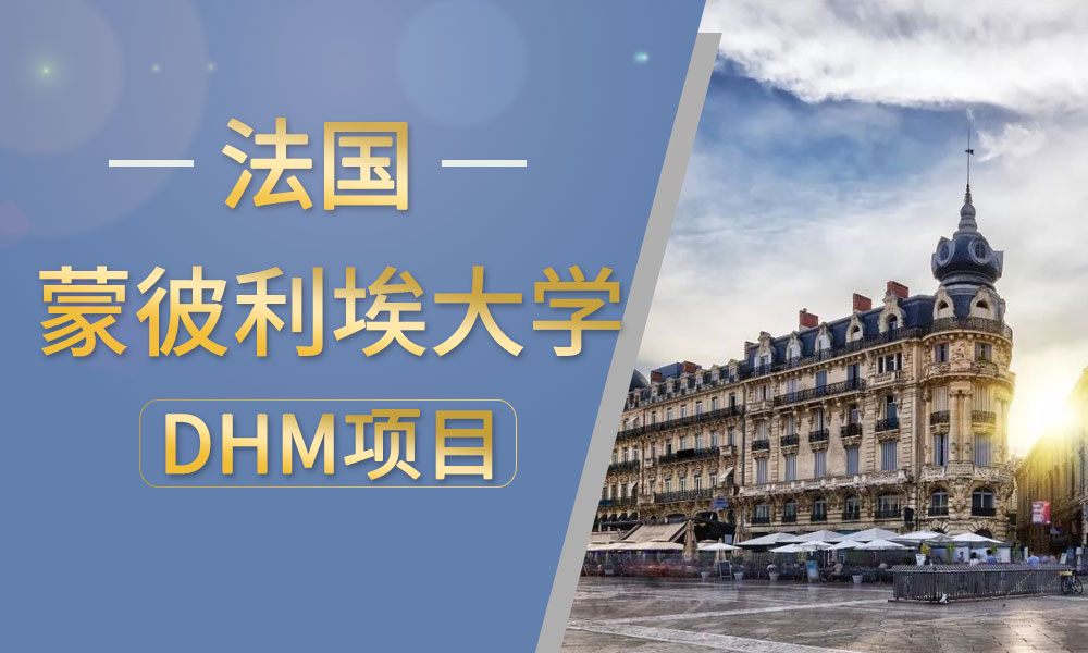 蒙彼利埃大学DHM项目