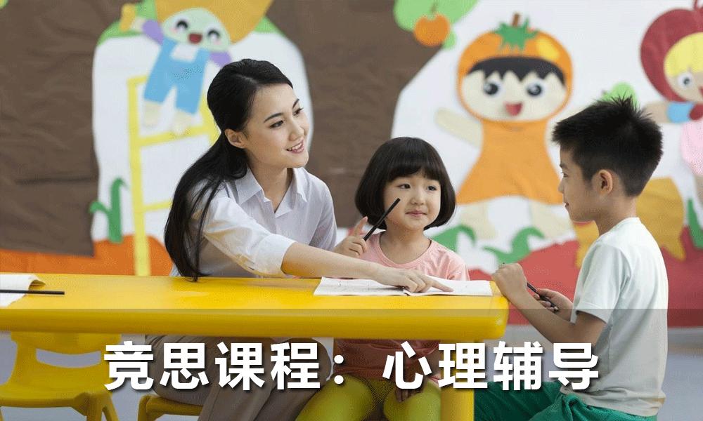 杭州竞思心理辅导课程