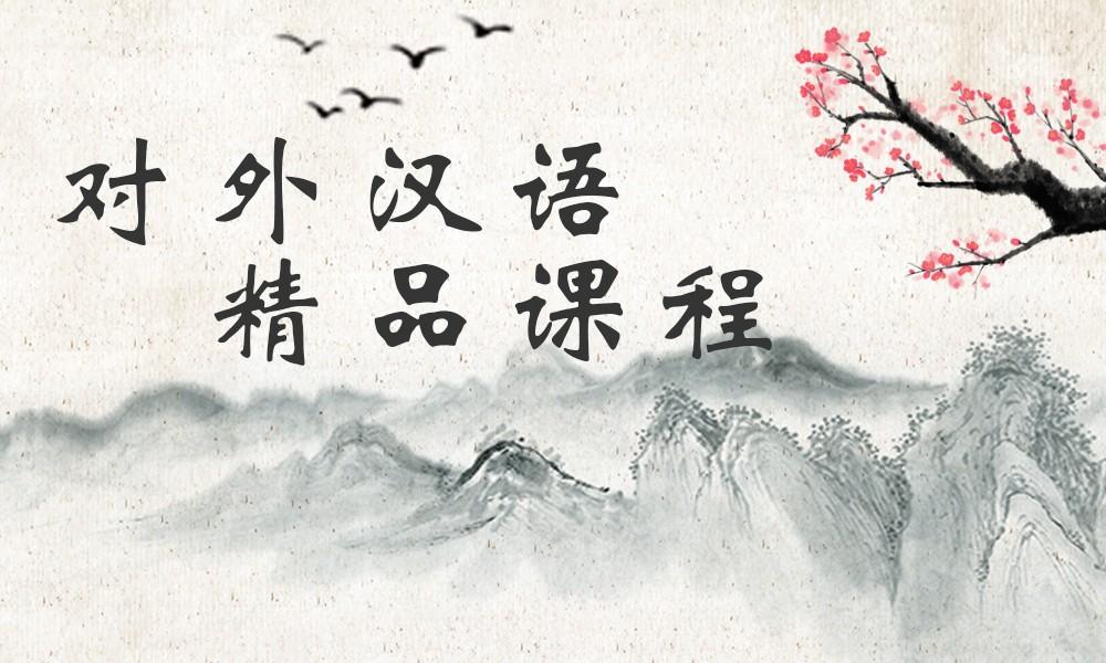 广州蓝天对外汉语精品课程
