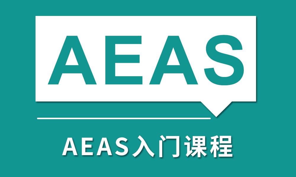 广州新航道AEAS入门课程
