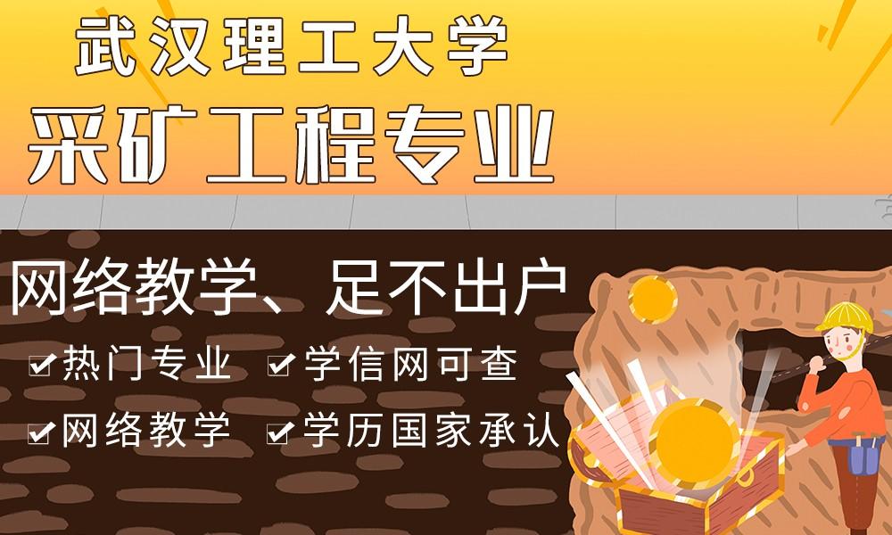 武汉理工采矿工程专业