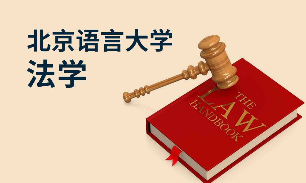 北京语言大学法学专业