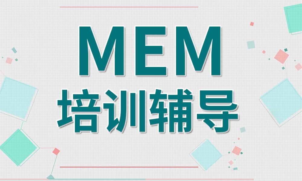 广州雄松华章MEM培训辅导