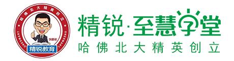 广州精锐·至慧学堂Logo