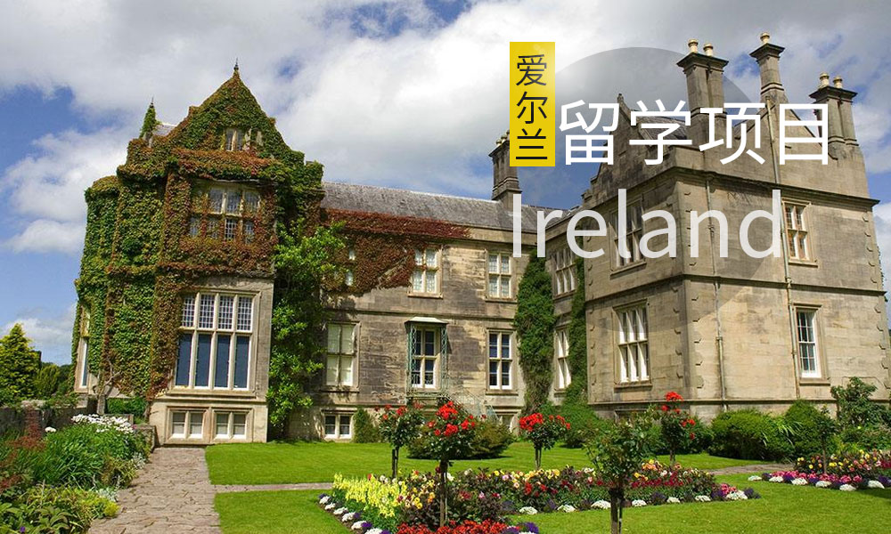 广州启德爱尔兰留学项目