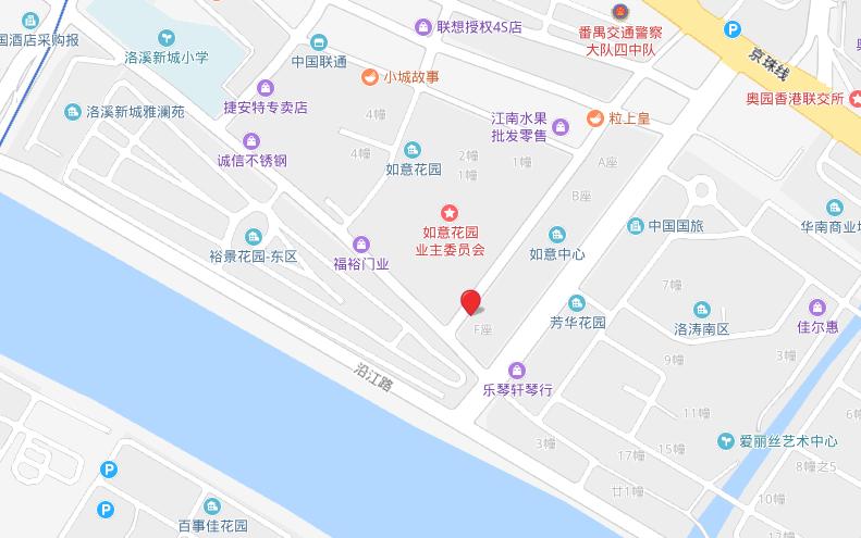 广州卓越教育洛溪校区