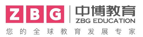 广州中博教育Logo
