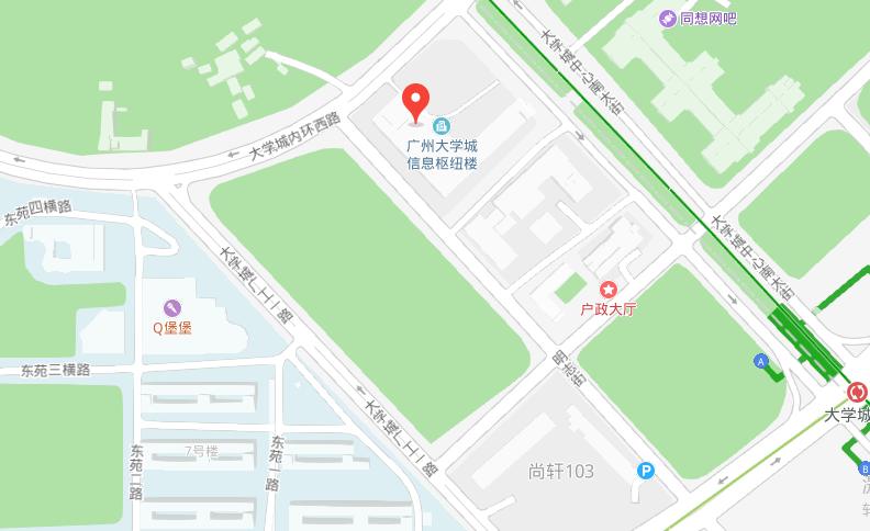 广州高顿财经大学城校区