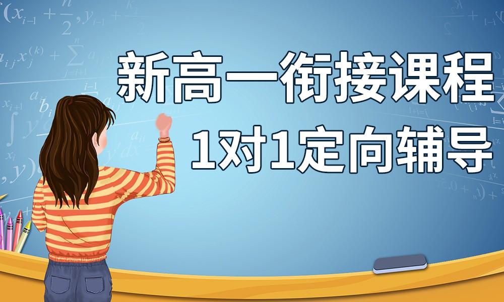 广州龙文教育新高一衔接课程