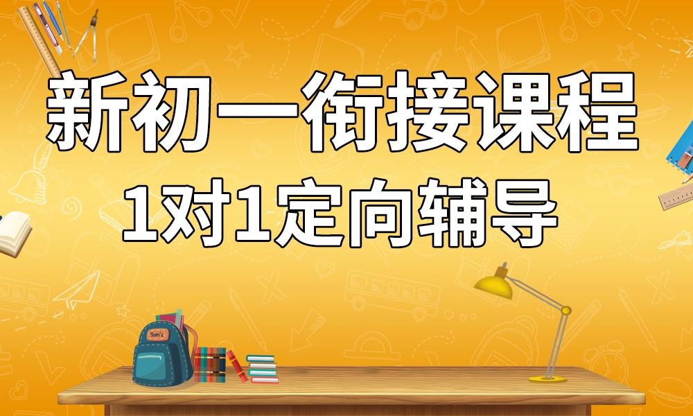 广州龙文教育新初一衔接课程