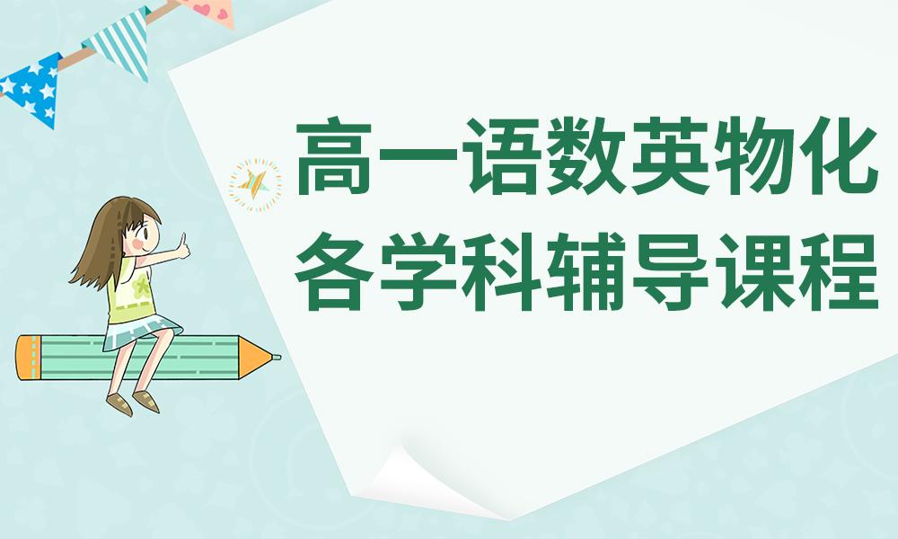 广州龙文高一各学科辅导课程