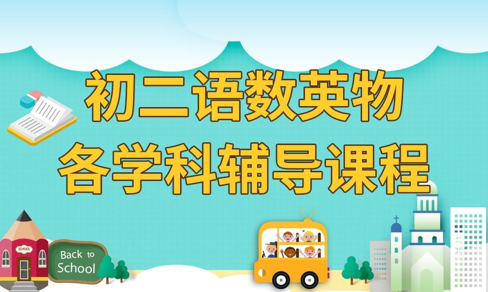 广州龙文初二各学科辅导课程