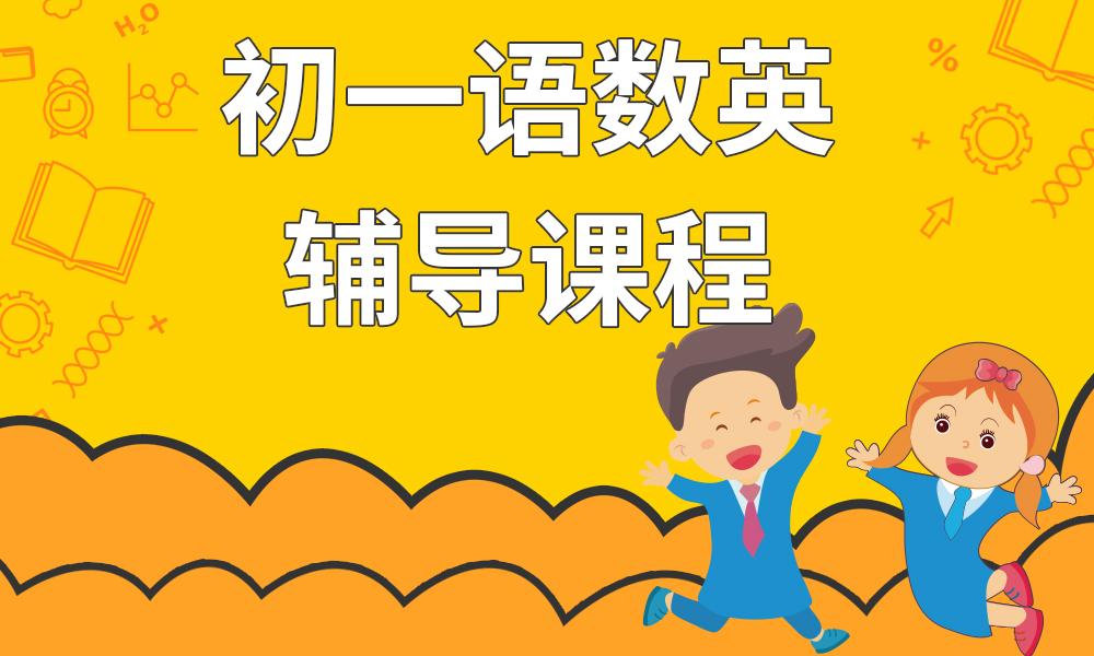 广州龙文初一各学科辅导课程