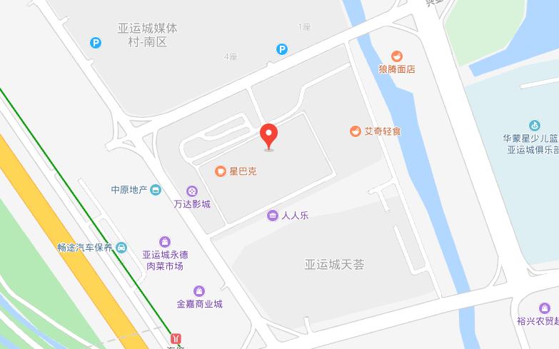 广州金宝贝番禺亚运城中心