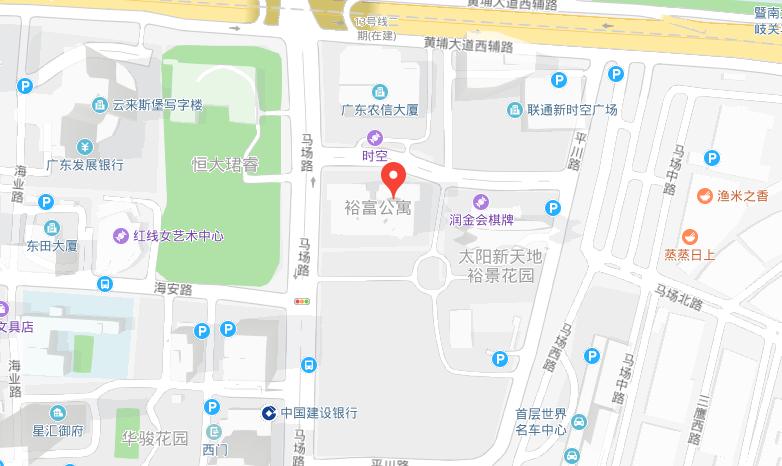 广州金宝贝太阳新天地中心