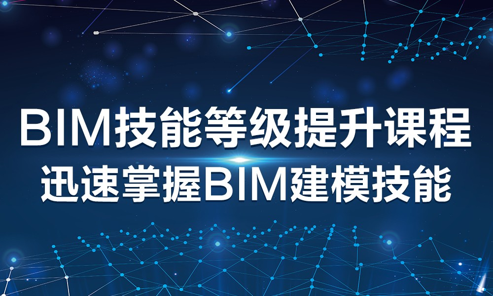 广州大立BIM技能等级提升课程