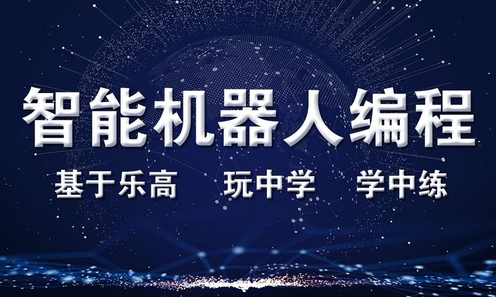 广州童程童美智能机器人编程课程