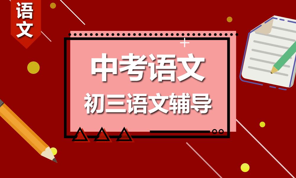 深圳学大中考语文辅导课程
