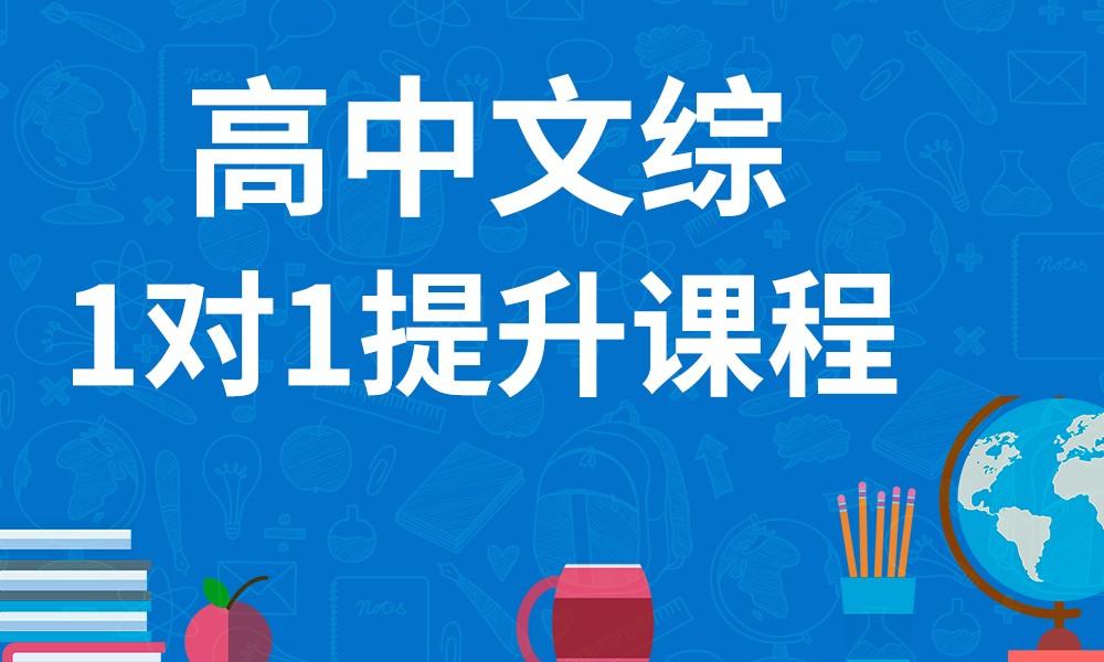 深圳星火高中文综1对1提升课程