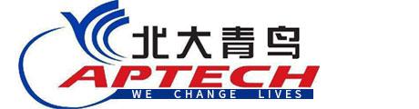 深圳北大青鸟Logo