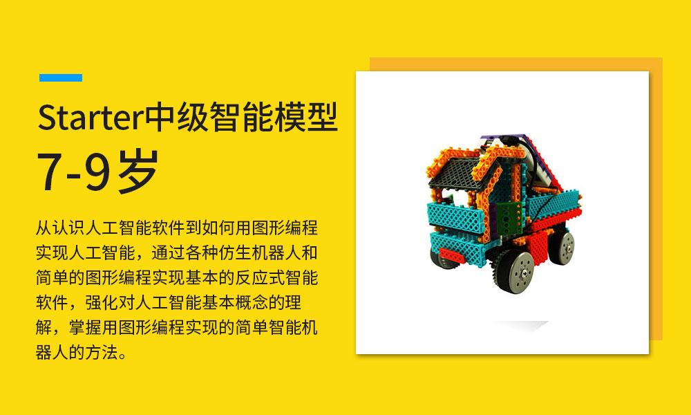 深圳中科乐Starter中级智能模型