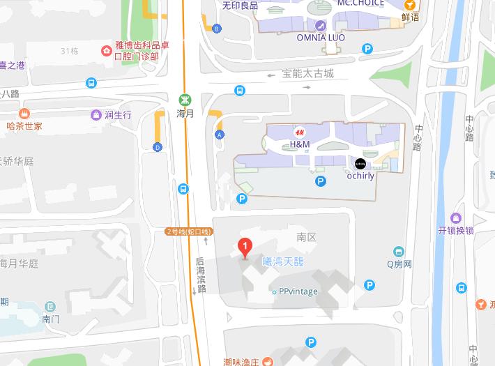 深圳童程童美岸湾校区