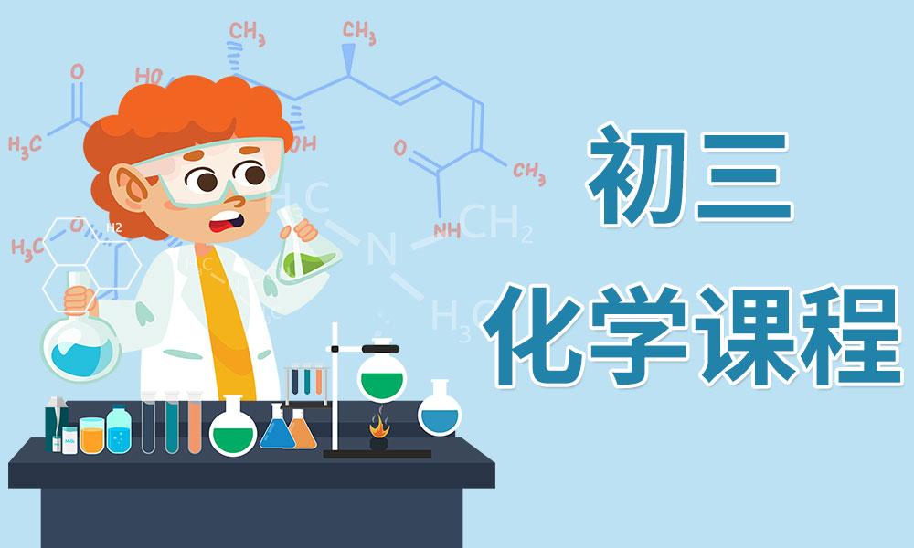 广州卓越初三化学课程