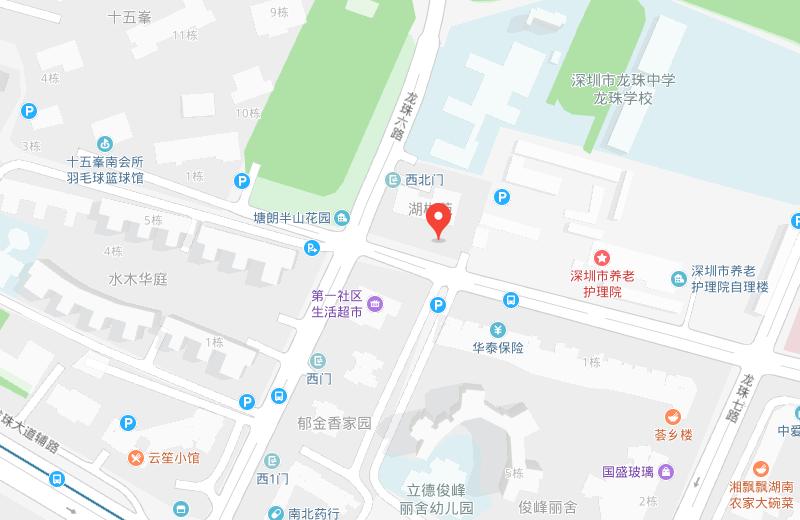 深圳邦德教育南山桃源村校区