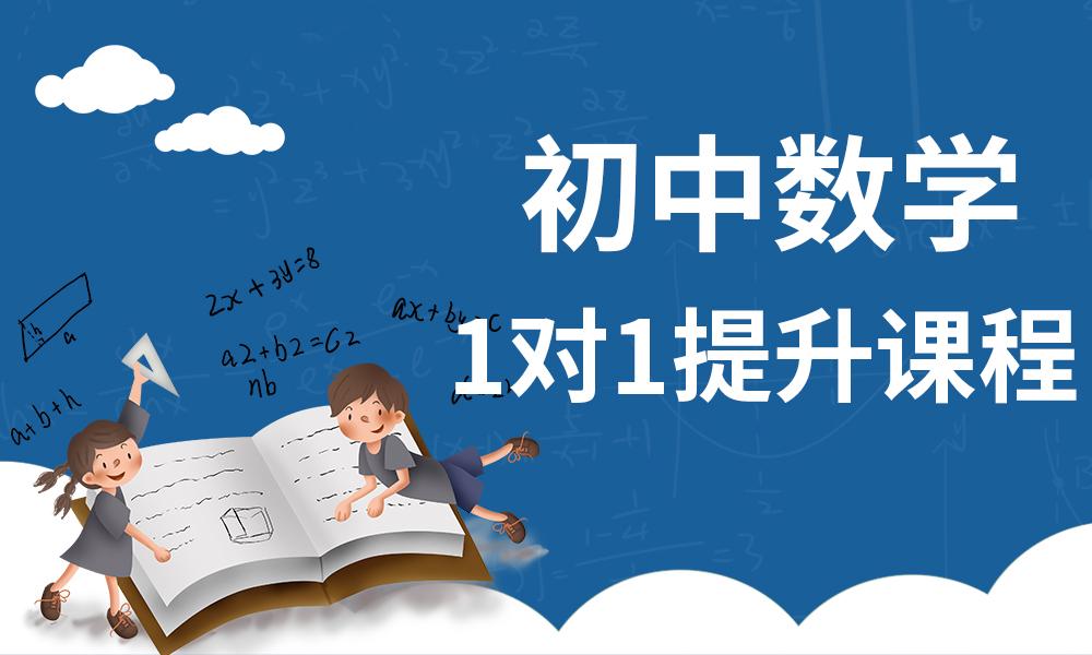 广州星火初中数学1对1课程