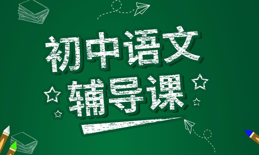天津文都初中语文辅导课