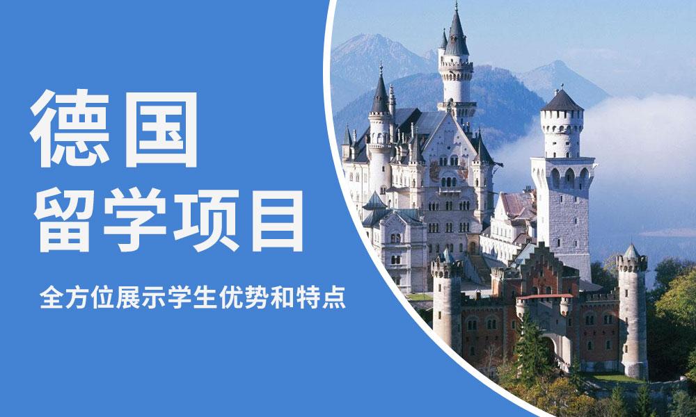 天津新通德国留学申请