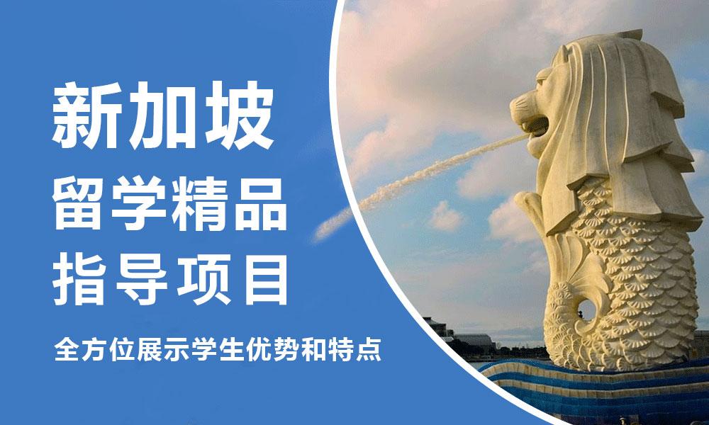 天津新通新加坡留学申请