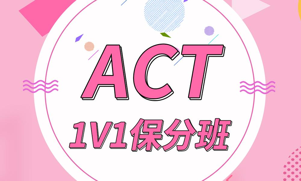 天津津桥ACT1V1保分班
