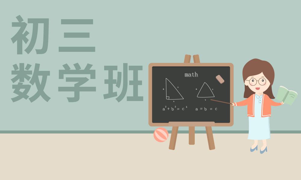 济南大智初三数学辅导班