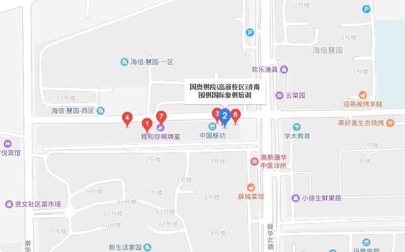 山东国奥棋院高新校区
