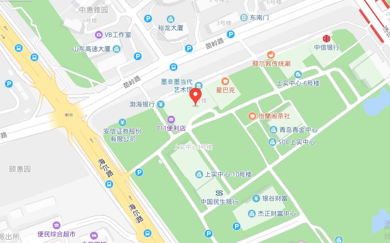 青岛新航道教育上实中心校区