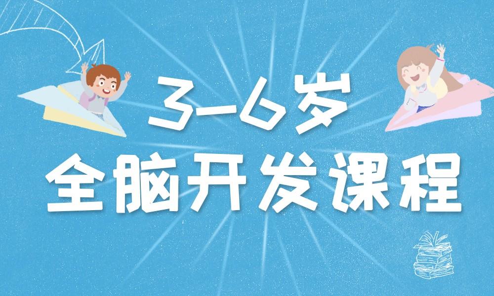 青岛天才智星3-6岁全脑开发课程