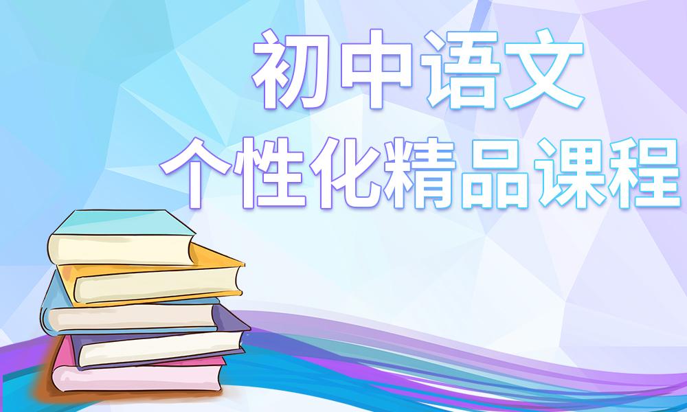 青岛星火初中语文个性化精品课程