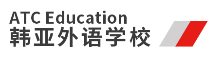 烟台韩亚外语学校Logo