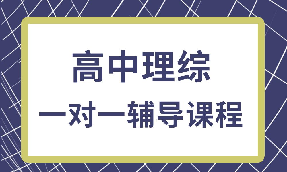 烟台新铧高中理综一对一辅导课程