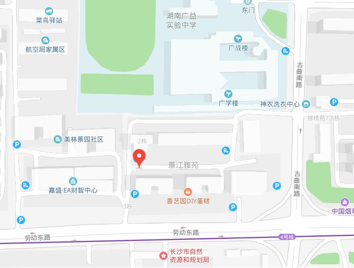 长沙学成云麓校区