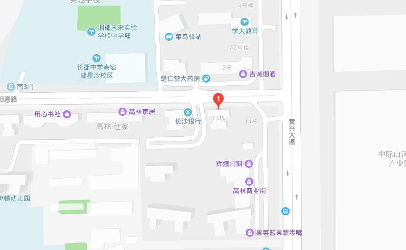 长沙龙门尚学湘郡校区