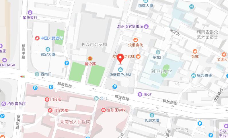 长沙龙门尚学柑子园校区