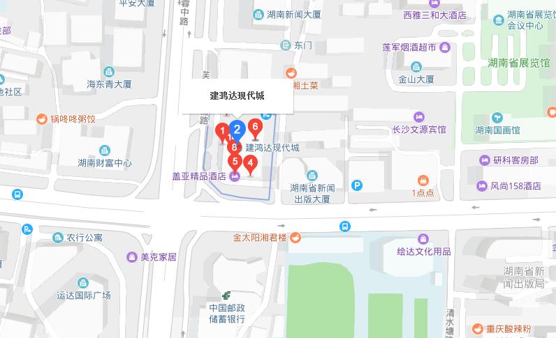 长沙龙门尚学一中校区