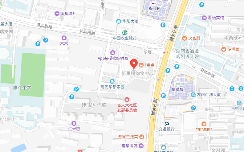 长沙龙门尚学东塘校区